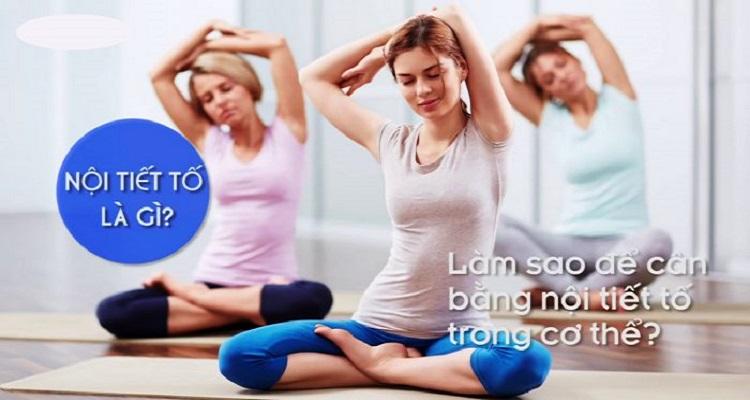 Điều trị rối loạn nội tiết tố nữ hiệu quả bằng chăm sóc sức khỏe. (Nguồn ảnh: Internet)