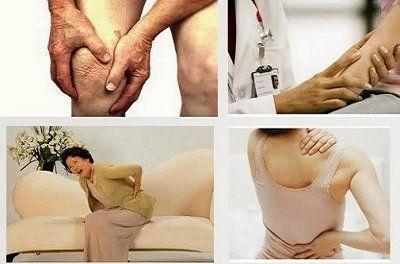 Biểu hiển của đau nhức xương khớp (Nguồn ảnh: Internet)