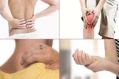 Những triệu chứng của viêm khớp.