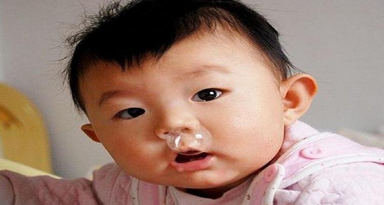 Triệu chứng sổ mũi của trẻ ( Nguồn ảnh: Internet)