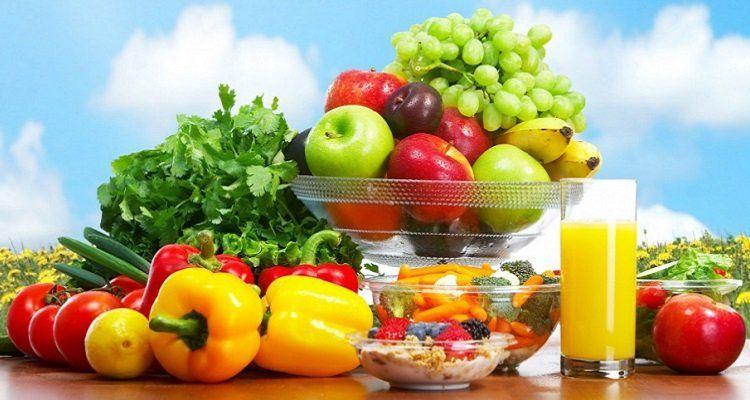 Thực hiện chế độ ăn uống hợp lý để tăng cao sức khỏe (Nguồn ảnh: Internet)