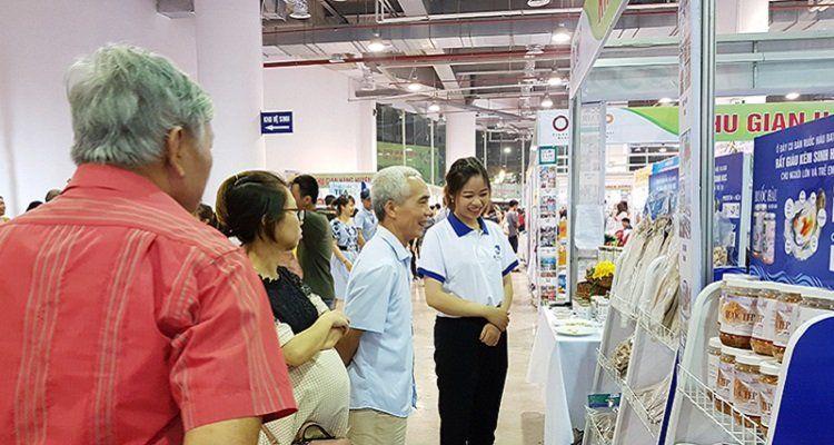 Hội chợ du lịch OCOP Quảng Ninh - Hè 2019 (Nguồn ảnh: Internet)
