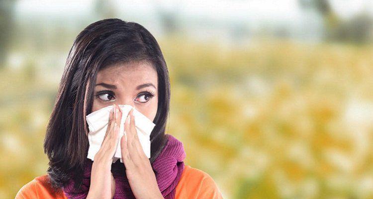 Viêm họng dị ứng trong mùa hè là một trong những bệnh thường gặp. Nguồn ảnh (Internet)
