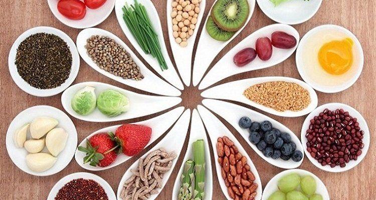 Đa dạng thực phẩm trong bữa ăn hằng ngày (Nguồn ảnh: Internet)