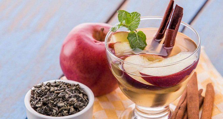 Detox táo quế thải độc cơ thể (Nguồn ảnh: internet)