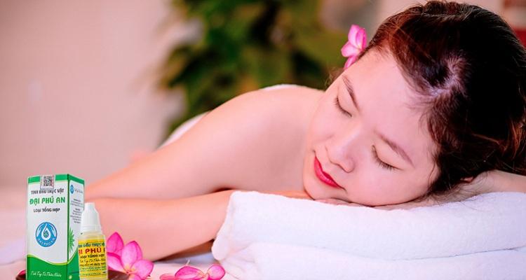 Massage trị liệu chăm sóc sức khỏe Đại Phú An