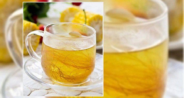 Nước râu ngô- thức uống mát gan thanh lọc cơ thể. (Nguồn ảnh: Internet)