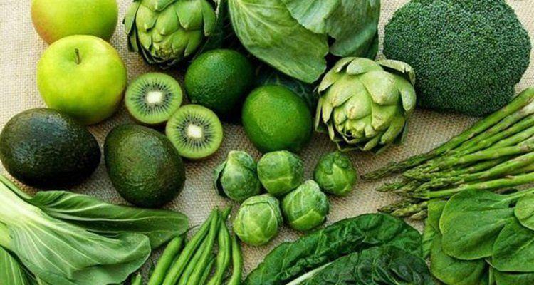 Các loại rau màu xanh đậm (Nguồn ảnh: Internet)