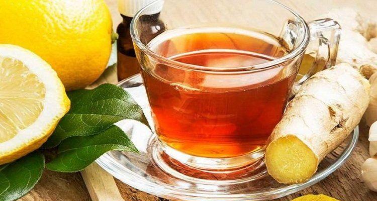 Tách trà gừng nhỏ mà có võ (Nguồn ảnh: internet)