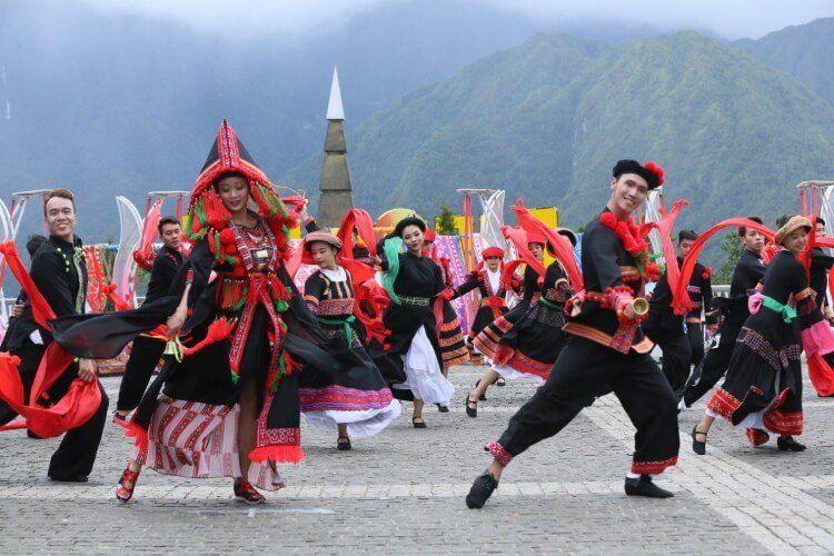 Những lễ hội văn hóa đặc sắc vùng Tây Bắc.