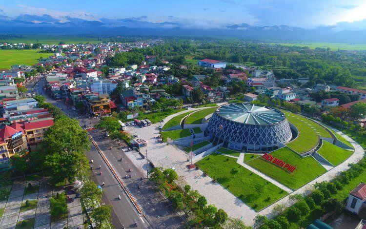 Điện Biên nổi tiếng với nhiều địa danh lịch sử hào hùng.