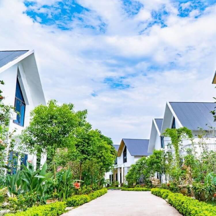 Khu du lịch nghỉ dưỡng Đại Phú An.