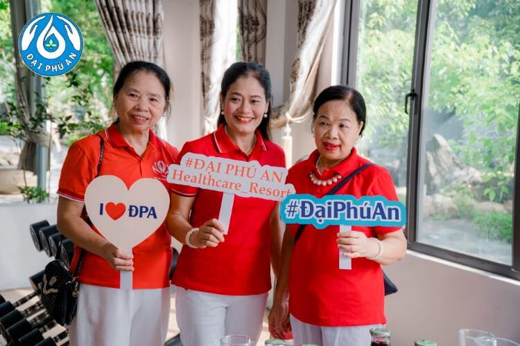 Đại Phú An là nơi nghỉ dưỡng, chăm sóc, tái tạo sức khỏe tuyệt vời.