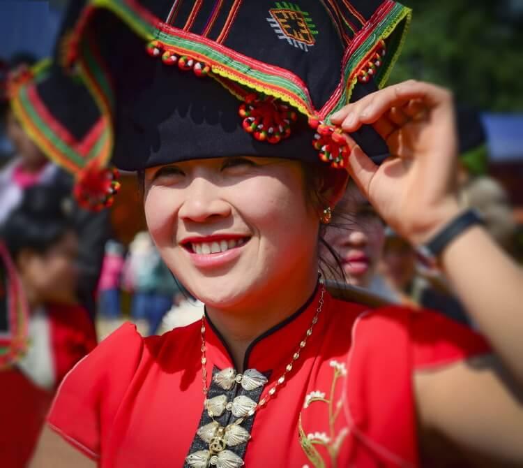 Người Thái đen Mường Lò tổ chức lễ hội cầu mưa ngay sau dịp Tết Nguyên Đán.