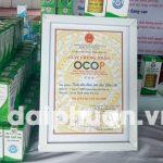 """Chứng nhận OCO P """"Sản phẩm đạt 3 sao năm 2020"""" là một sự ghi nhân cho uy tín của sản phẩm cũng như của Công ty TNHH Nam dược Đại Phú An."""