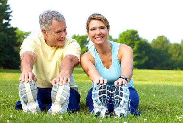 tập luyện tốt cho xương khớp