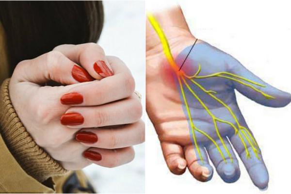 Điều trị tay chân lạnh với Đại Phú An