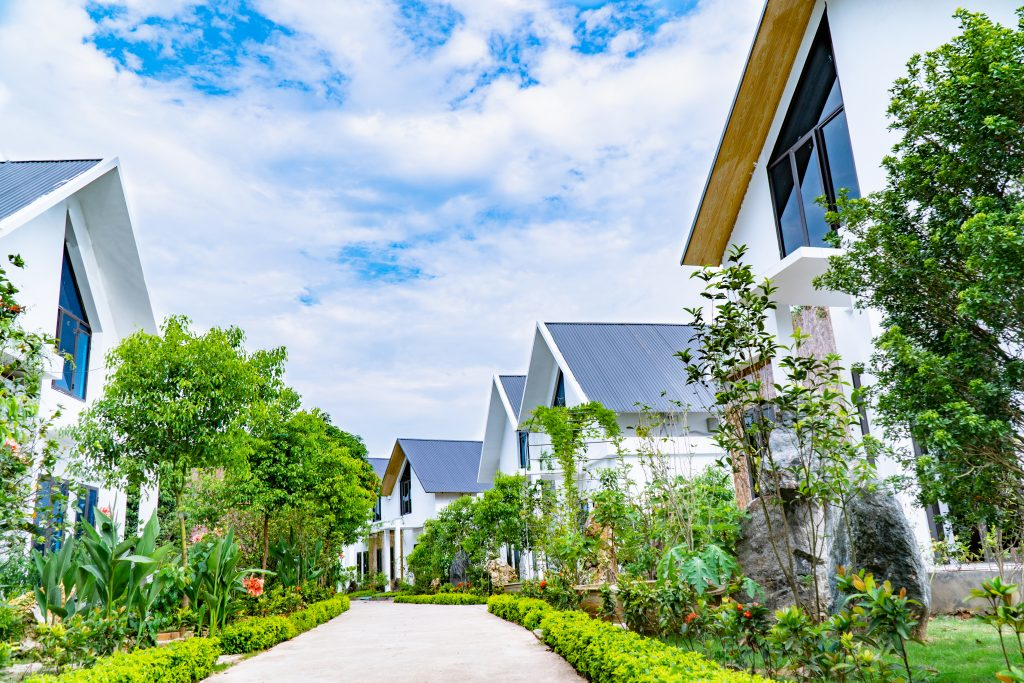 Khu nghỉ dưỡng chăm sóc sức khỏe Đại Phú An