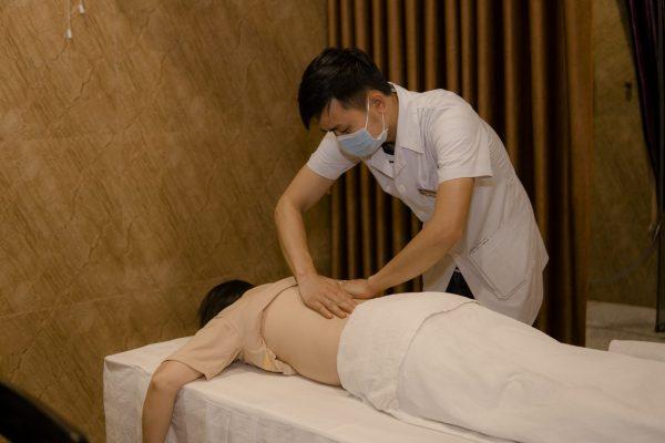 trị liệu đau lưng