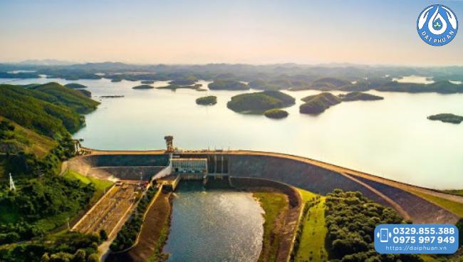 Thủy điện Hồ thác bà