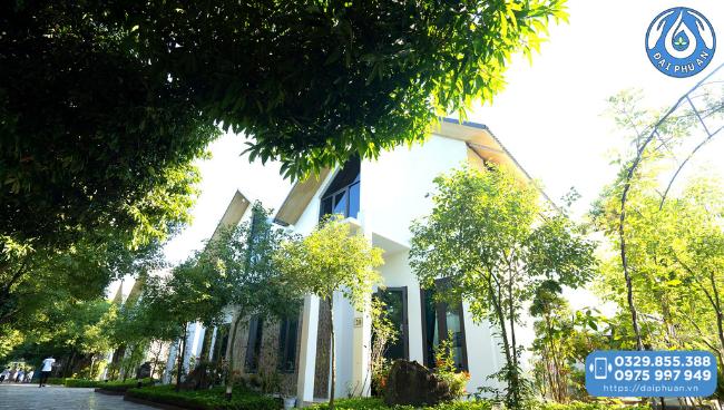 Khu nghỉ dưỡng và chăm sóc sức khỏe Đại Phú An