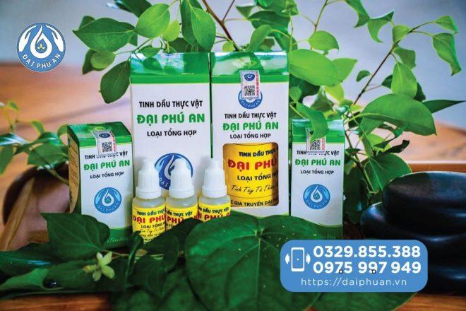tinh dầu thực vật ĐPA