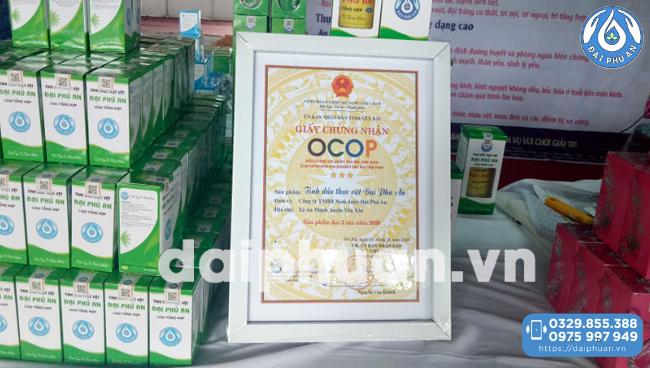 Tinh dầu thực vật Đại Phú An có an toàn không