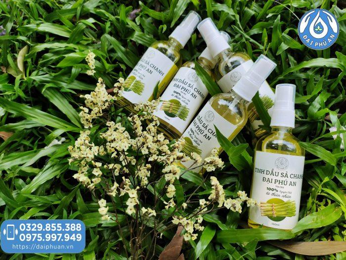 Tinh dầu thực vật Đại Phú An trị muỗi đốt